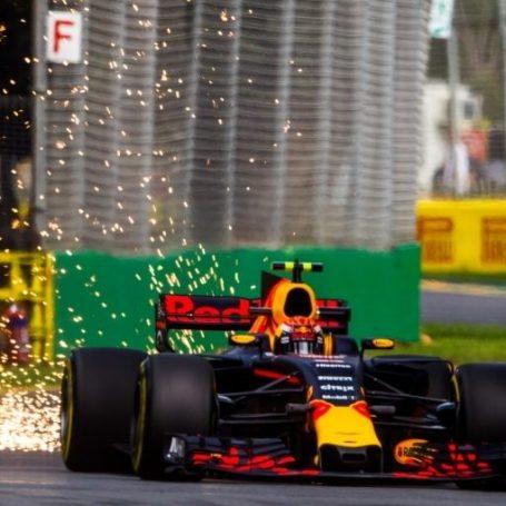Max aanmoedigen in Monaco op 27 en 28 Mei 2017