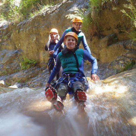 Canyoning in Zuid Frankrijk
