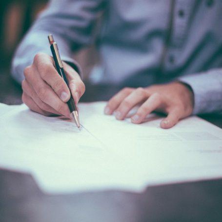Compromis de vente (het voorlopig koopcontract)