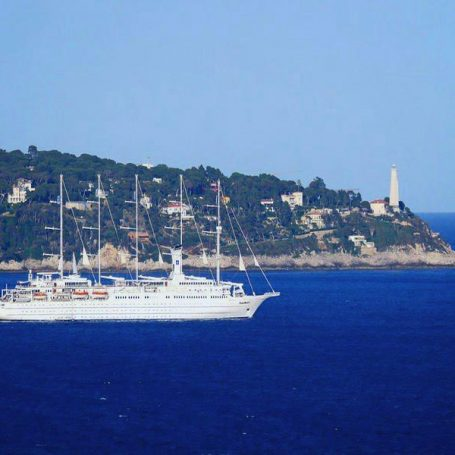 Wandelen langs de zuid Franse kust