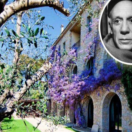 Villa Picasso in Mougins te koop