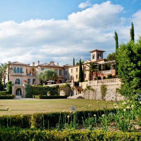 Grasse: Château Diter rijp voor de sloop