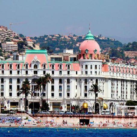 Het fascinerende verhaal van Hotel Negresco in Nice