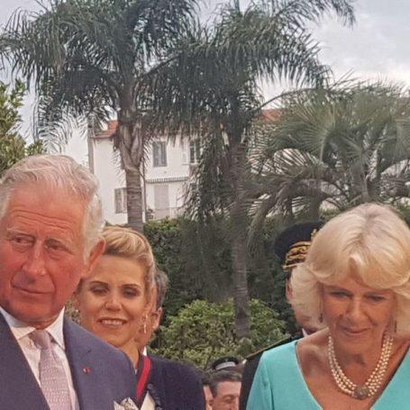 Prins Charles ereburger van Nice