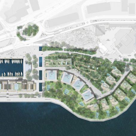 Monaco breidt zijn grondgebied uit