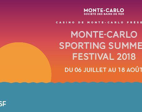 Monte-Carlo Summer Sporting Festival 2018