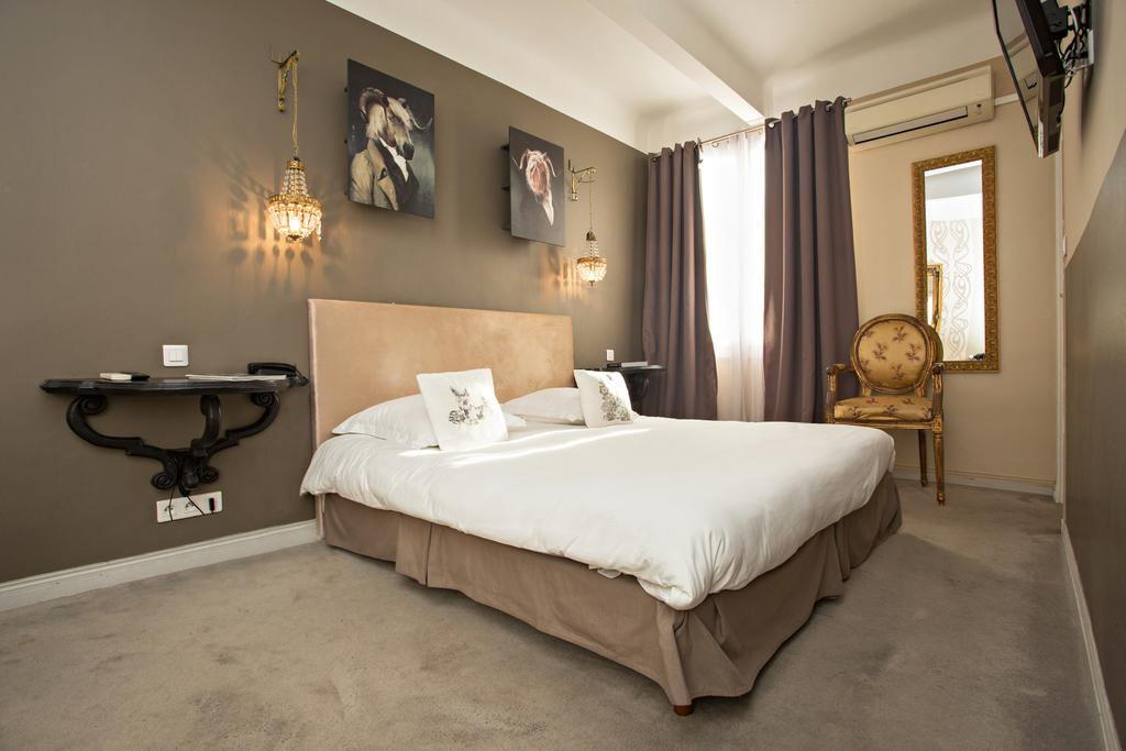 Hotel Mademoiselle Juan Les Pins France