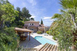 provencaalse villa nice