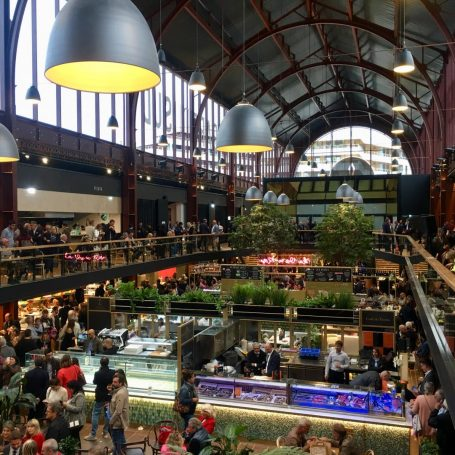 Gare du Sud Nice geopend