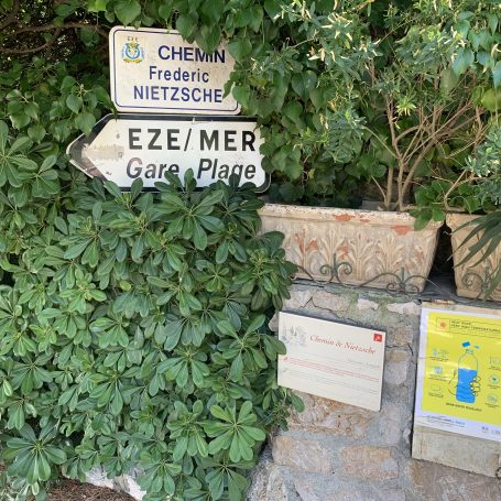Chemin Nietzsche, een prachtige historische wandeling aan de Côte d'Azur