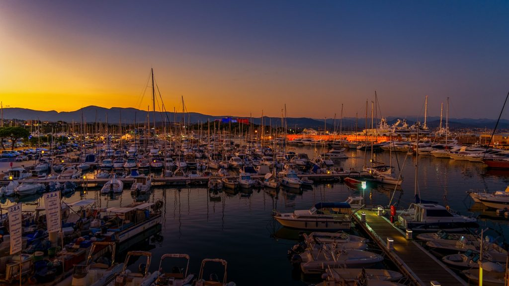 jachthaven Antibes