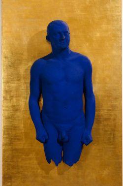 Yves Klein kunstenaar uit Nice: The Magic Blue