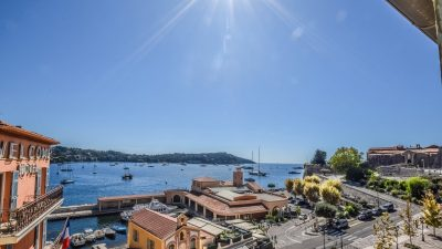 2 bedrooms apartment - Villefranche Old Town