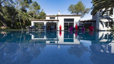 Beautiful house of 300 m², swimming pool, Domaine des Parcs in Mougins