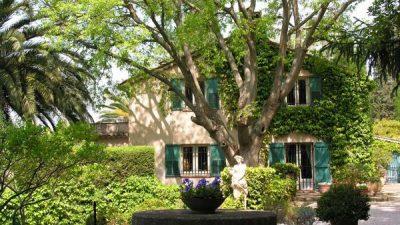 Prachtige bastide, vlakbij Valbonne met mooi uitzicht