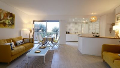 Beautiful 2 rooms with garden in la Darse- Villefranche sur mer