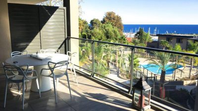For sale 2 bedroom apartment in Theoule sur Mer - Miramar