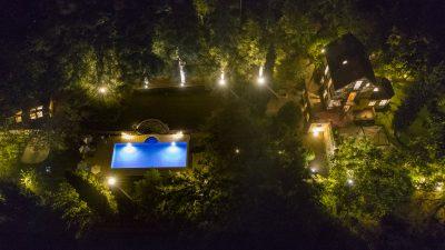 Magnificent Italian summer villa / hunting villa in Fayence