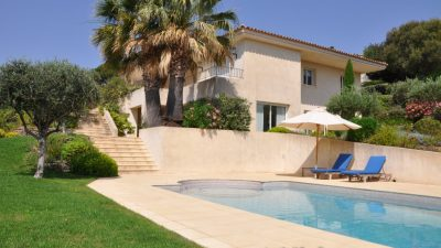 Superb neo-provencal villa with seaview, Sainte Maxime