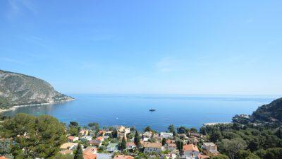 Villa in Eze bord de mer