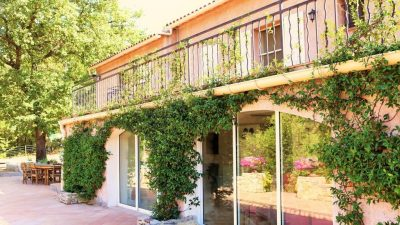 Villa, 5 bedrooms, 5 bathrooms, pool, in a lovely country setting near Lorgues
