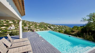 Les Issambres – Villa moderne - Splendides vues – Belle intimité