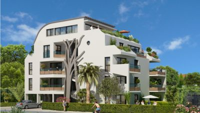 2/3 BEDROOM APARTMENT - SAINT LAURENT DU VAR