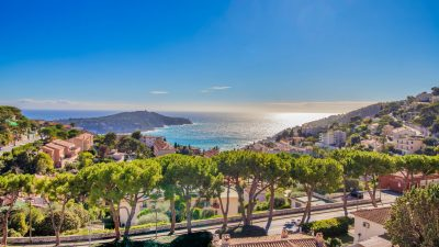 Private villa Vinaigrier with swimming pool - Villefranche sur Mer
