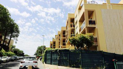 Nice Fabron appartement Villa