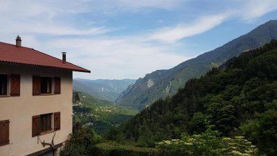 Ensemble immobilier  St Martin Vésubie