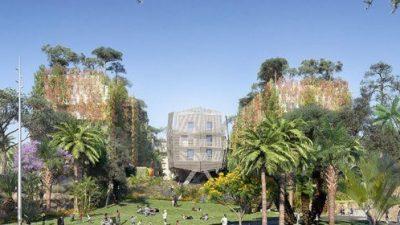 Nice Le Ray Eco Quartier