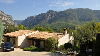 Beautiful villa with panoramic views, Le Bar sur Loup