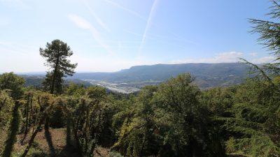 Maison Aspremont vue panoramique