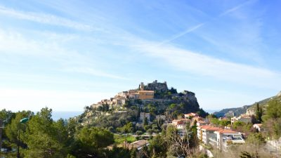 TWO BEDROOM APARTMENT IN EZE